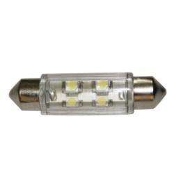 Żarówka LED jachtowa 2x4led...